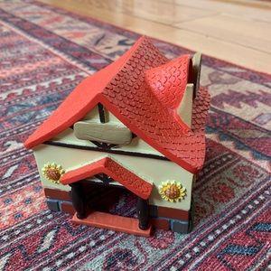 Little Bavarian Style Hamster Haus